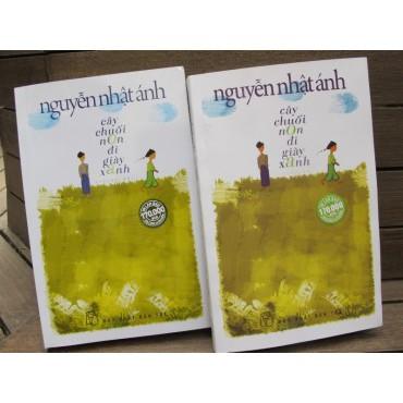 Cuốn sách Cây Chuối Non Đi Giày Xanh - Nguyễn Nhật Ánh