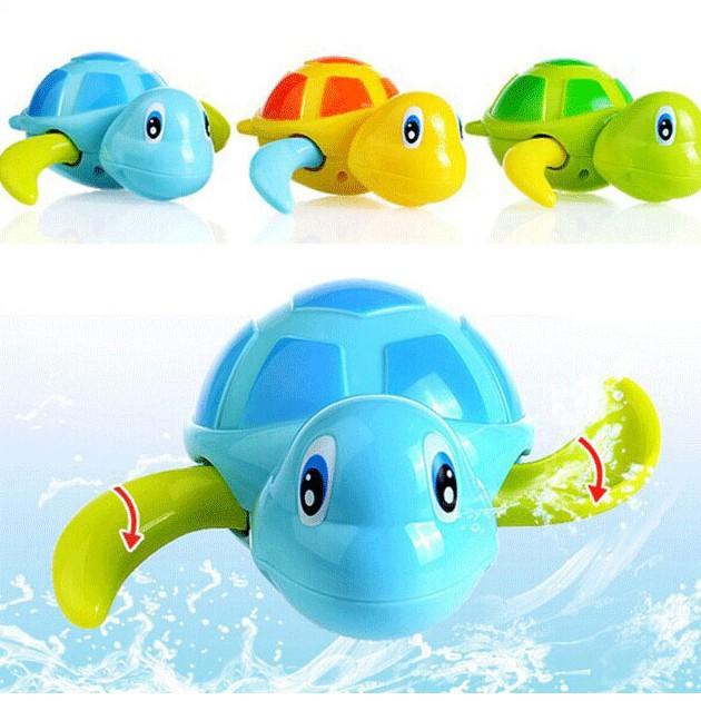 ( Freeship HN & HCM) Combo 12 thú bơi trong nước ngộ nghĩnh ( mẫu trong clip)