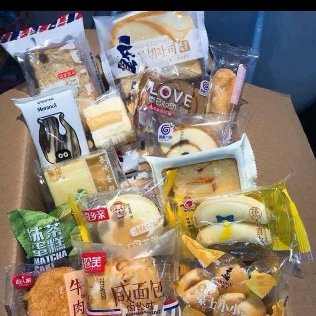 có sẵn giao ngay] Thùng 2kg bánh ĐÀI LOAN Mix các loại ngon nhất | Shopee  Việt Nam