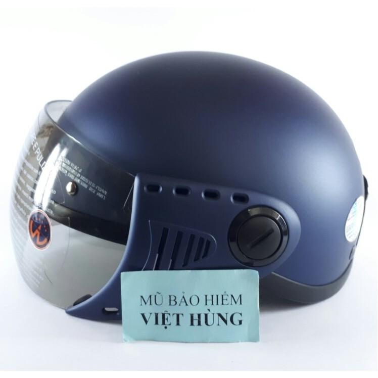 Mũ bảo hiểm GRS A08K (Xanh nhám)