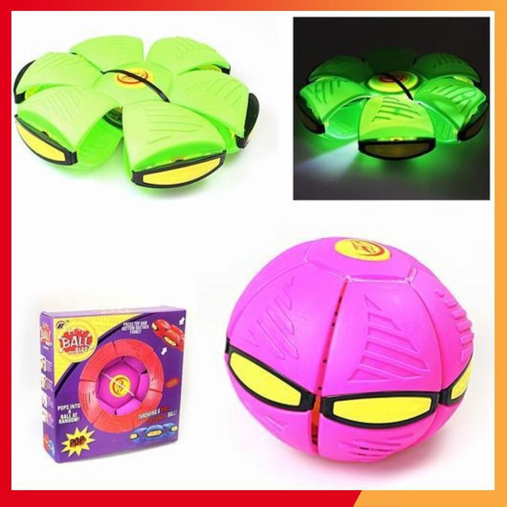 Bóng ném Flat Ball Disc [Hàng Hot]