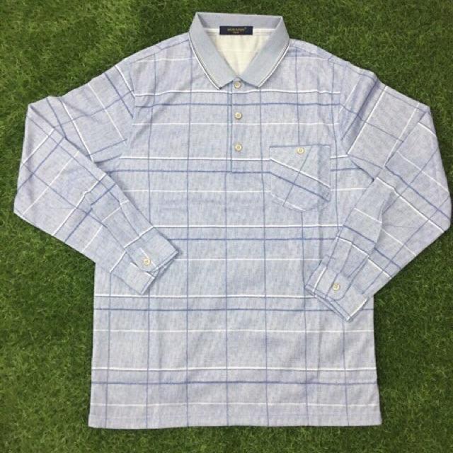 Áo thu cotton dài tay nam dành cho người trung tuổi (nhiều mẫu)