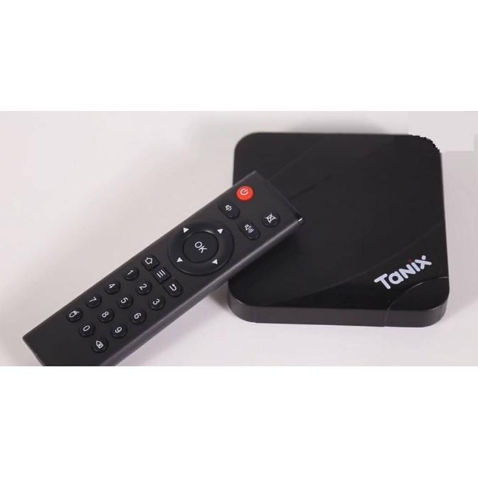 Tivibox TX3 MAX RAM 2GB, ROM 16GB Chuẩn Bluetooth 4.0