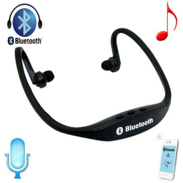 Tai nge Bluetooth thể thao, sành điệu