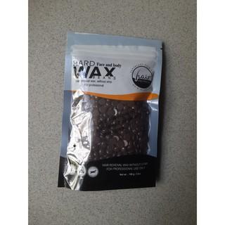 (COMBO) SÁP WAX LÔNG NÓNG HẠT ĐẬU 100gr + 10 QUE WAX thumbnail