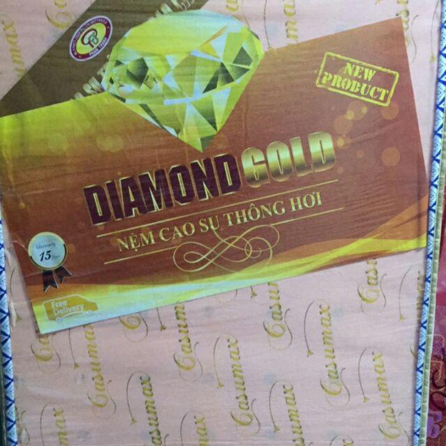 Chuyên sỉ NỆM CAO SU NHÂN TẠO KIM CƯƠNG DIAMOND  GOLD 10