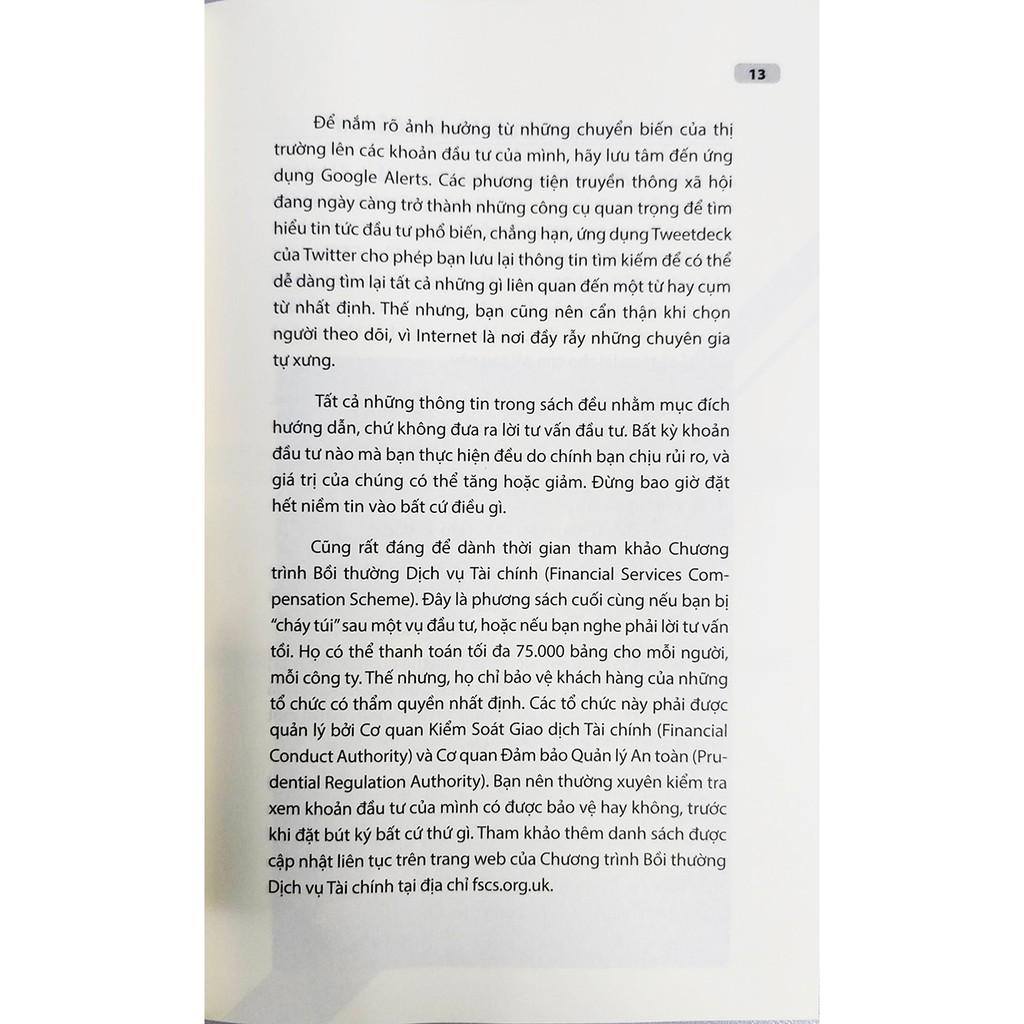 Sách - Chỉ Nam Đầu Tư, Cổ Phiếu Và Chứng Khoán