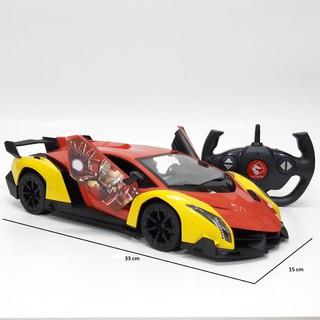 Mô hình xe ô tô Lamborghini ir onman – LT 68 2608 ( hàng Việt Nam)