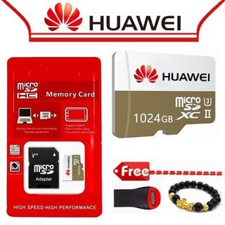 Thẻ nhớ micro SD cấp 10 tốc độ cao 1024GB chính hãng Huawei thumbnail