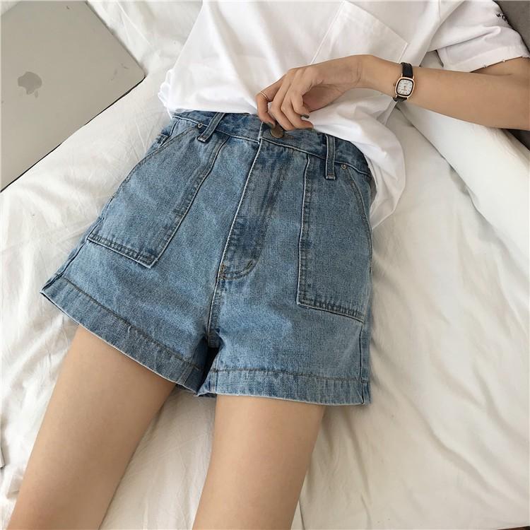 Order quần short jeans nữ