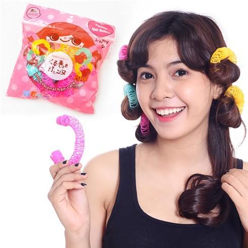 Bộ uốn tóc lò xo không nhiệt Professional - 3281957 , 438884229 , 322_438884229 , 80000 , Bo-uon-toc-lo-xo-khong-nhiet-Professional-322_438884229 , shopee.vn , Bộ uốn tóc lò xo không nhiệt Professional