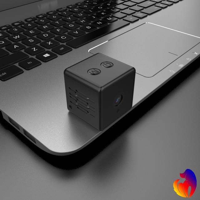 X6 Wifi Micro Camera Night Version Mini Action Camera with Motion Sensor Camcorder Voice Video