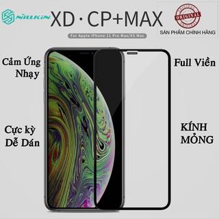 [GIÁ TỐT] MIẾNG DÁN CƯỜNG LỰC IPHONE XS MAX NILLKIN XD CP+MAX CHÍNH HÃNG thumbnail