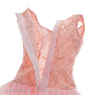 Đầm Công Chúa Màu Hồng Cho Búp Bê 1/3 – Hàng nhập khẩu