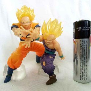 CHÍNH HÃNG Mô hình Goku & Gohan Kame DB VS11 Dragon ball 7 viên ngọc rồng