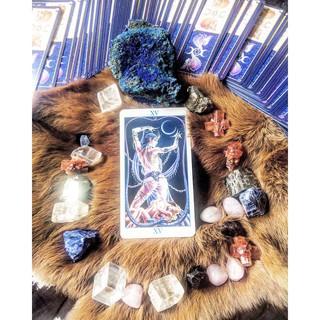 Universal Goddess Tarot (Mystic House Tarot Shop) thumbnail