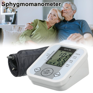 ET Electronic Blood Pressure Monitor, Wrist Electronic Sphygmomanometer Smart Intelligent Blood Pressure Pulse Meter with 99 Memory Groups