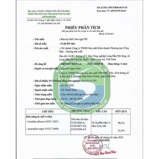 [COMBO DIỆT KHUẨN] Combo nước rửa tay khô 300ml và xịt sát khuẩn 100ml PK-4