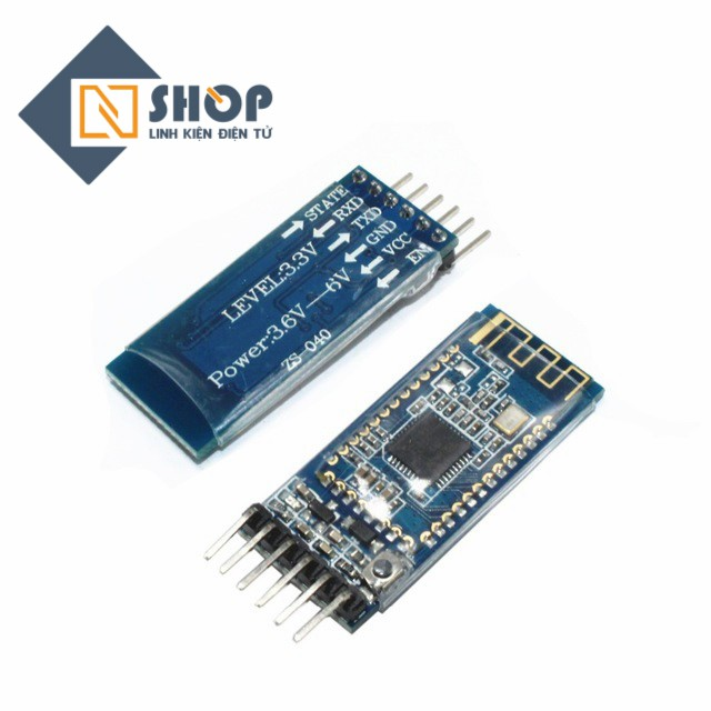 Mạch Thu Phát Bluetooth 4.0 HM-10 - 3582484 , 981153941 , 322_981153941 , 82000 , Mach-Thu-Phat-Bluetooth-4.0-HM-10-322_981153941 , shopee.vn , Mạch Thu Phát Bluetooth 4.0 HM-10