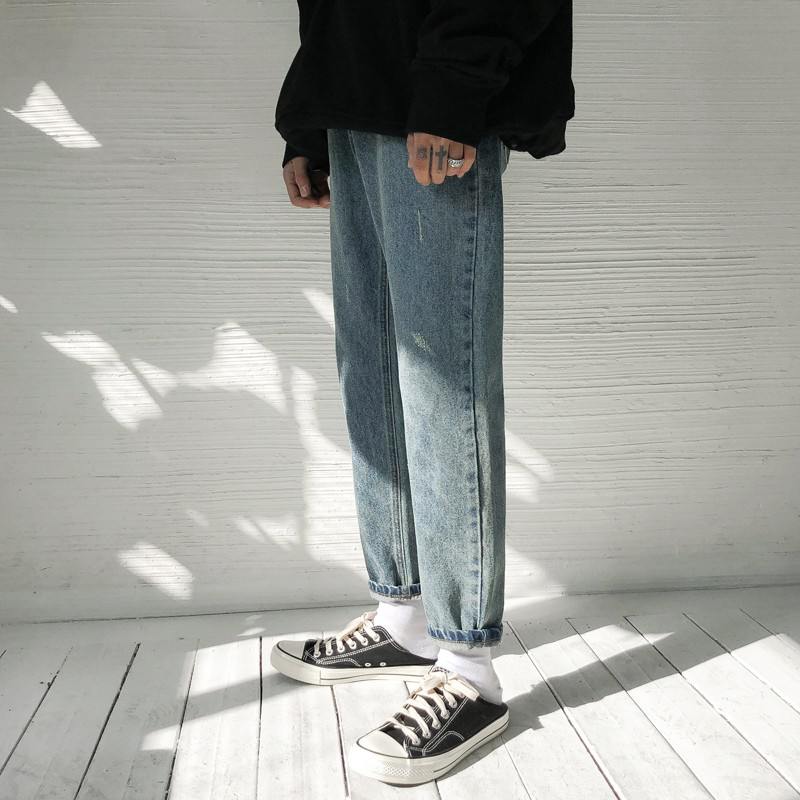 quần jeans dài thời trang dành cho nam - 21863381 , 2885015214 , 322_2885015214 , 771600 , quan-jeans-dai-thoi-trang-danh-cho-nam-322_2885015214 , shopee.vn , quần jeans dài thời trang dành cho nam