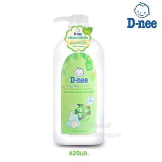 Nước rửa bình sữa Dnee dạng chai 620ml thumbnail