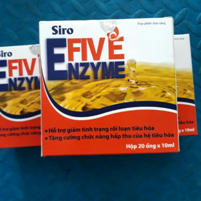 Siro men tiêu hóa five enzyme - 2673206 , 217544715 , 322_217544715 , 135000 , Siro-men-tieu-hoa-five-enzyme-322_217544715 , shopee.vn , Siro men tiêu hóa five enzyme