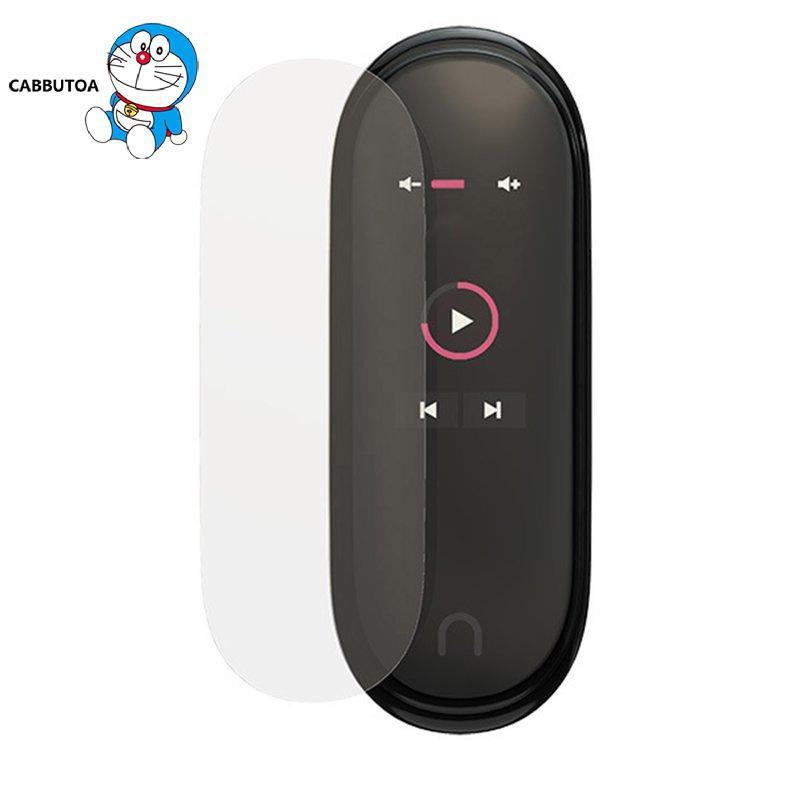 Miếng Dán Tpu Mềm Bảo Vệ Màn Hình Cho Xiaomi Mi Band 5