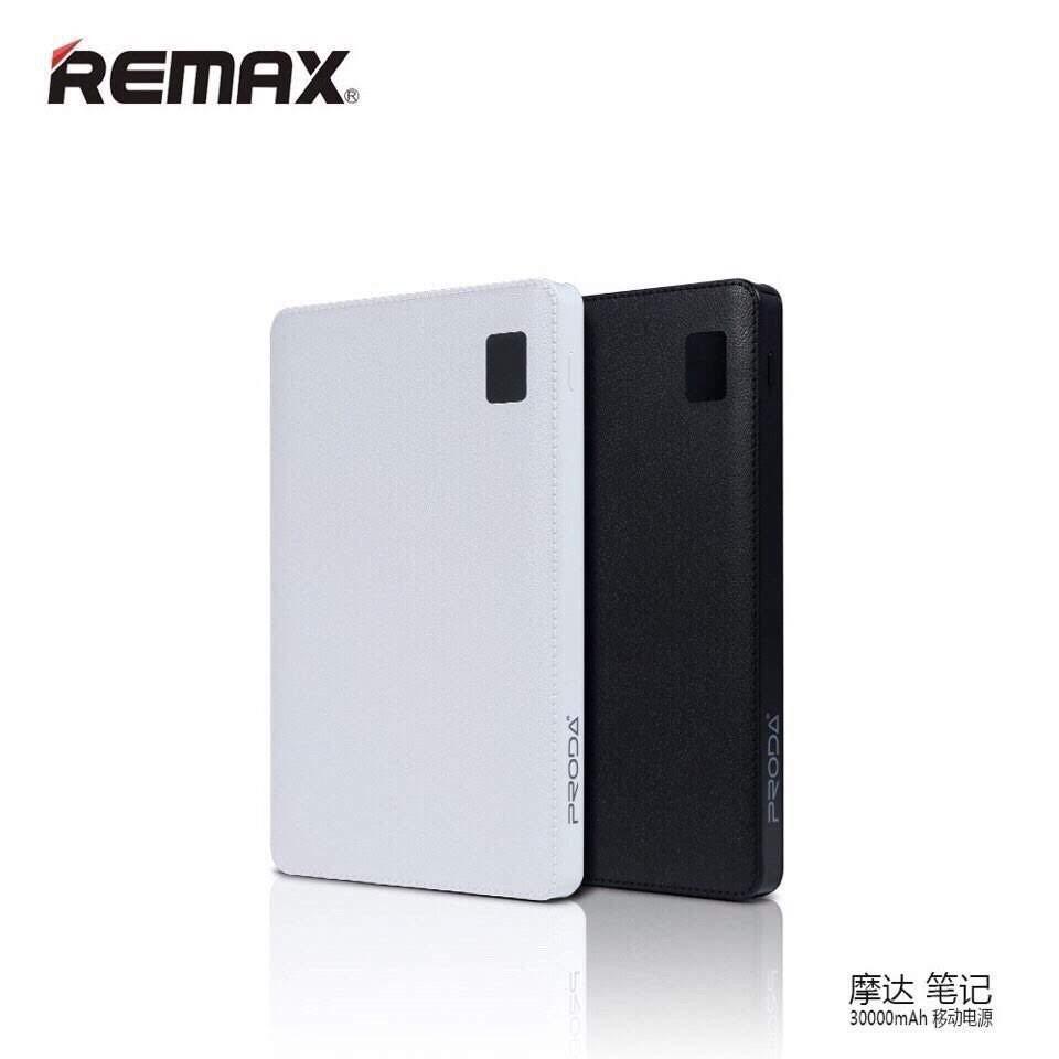 Sạc dự phòng Remax Proda Notebook 30000mah