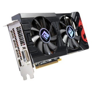 POWERCOLOR RX 570 GDDR5 [Đẹp long lanh]