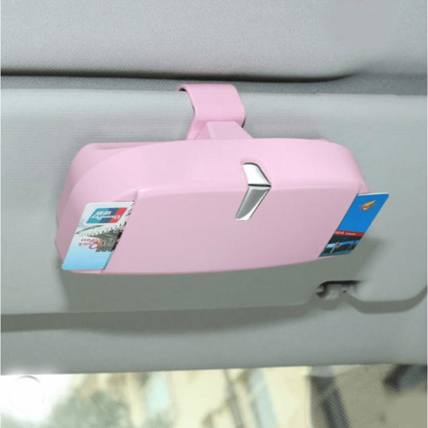 Hộp đựng kính treo trên ô tô - Cực kỳ tiện lợi và sang trọng - Xuân Trường AUTO