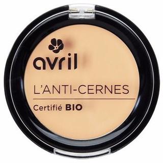Kem che khuyết điểm hữu cơ Avril màu sáng porcelaine 2,5g thumbnail