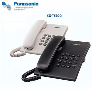 Điện thoại bàn Pana KX-TS500, hàng chính hãng bảo hành 12 tháng thumbnail