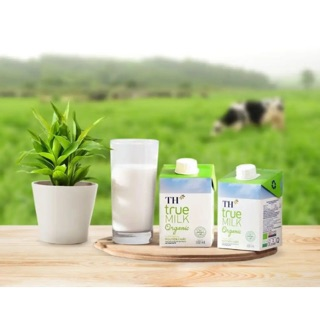 Sữa Tươi Hữu Cơ TH true MILK Organic 500 ml (12 hộp)