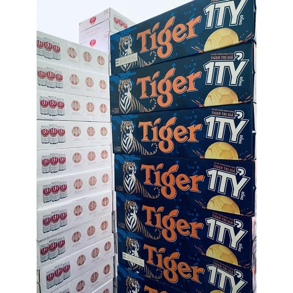 Bia Tiger thùng