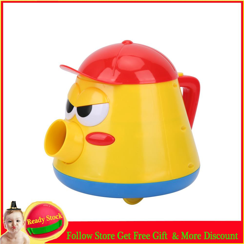 Punkstyle Universal Rotating Power Pot Launcher Toy with Bell Ball Shovels for Children Gifts