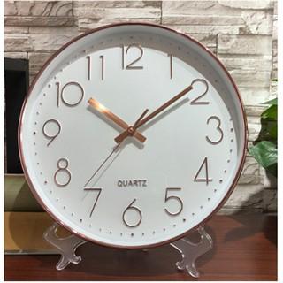 [SALE GIÁ HỦY DIỆT] Đồng hồ treo tường quartz cao cấp kim trôi