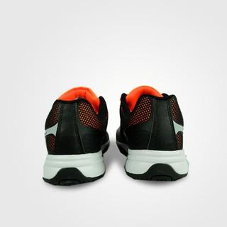 Giày tennis Jogarbola JG16187- Màu đen cam Cao Cấp 2020 Cao Cấp | Bán Chạy| 2020 : : P –