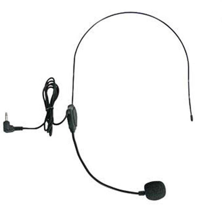 Microphone, mic trợ giảng đeo tai hãng Unizone