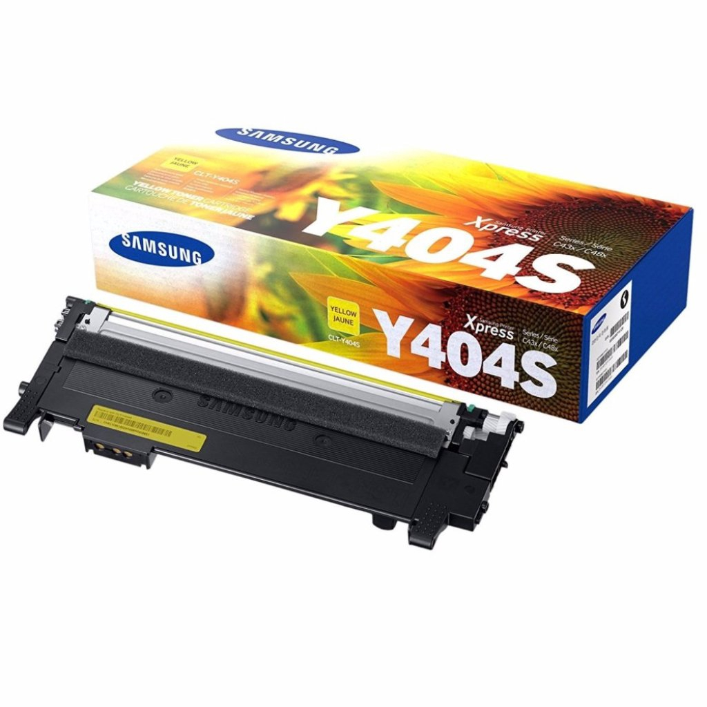 Charger Battery SAMSUNG CLT-Y404SSS Laser Toner (Yellow)harger Battery SAMSUNG CLT-Y404SSS Laser Toner (Yellow)