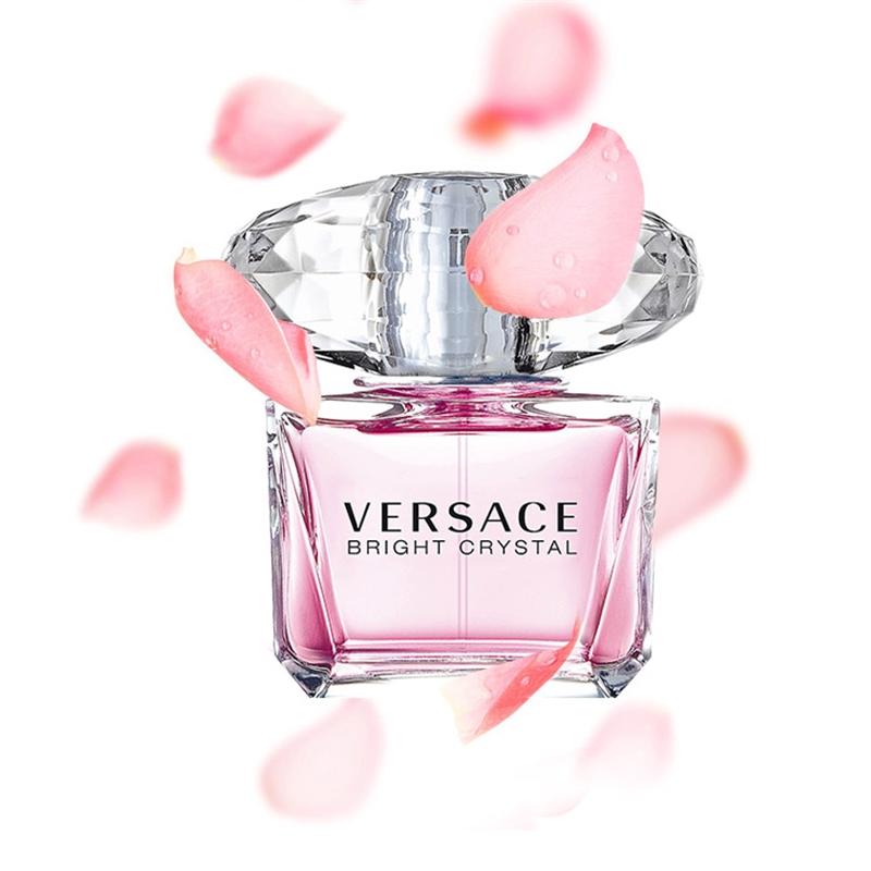 แท้100% originalน้ำหอม Fragrance Bright Crystal EDT perfume for Women by Versace 90mlสเปรย์น้ำหอม