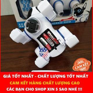CHÚ CHO ROBOT ĐIỀU KHIỂN