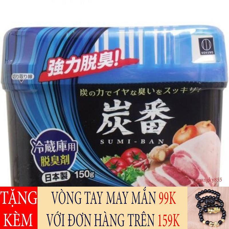 [RẺ CỰC RẺ] Hộp khử mùi tủ lạnh Sumi-ban hàng Nhật