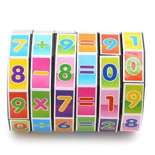 [GIÁ SỈ] Rubik biến thể học toán 6 tầng