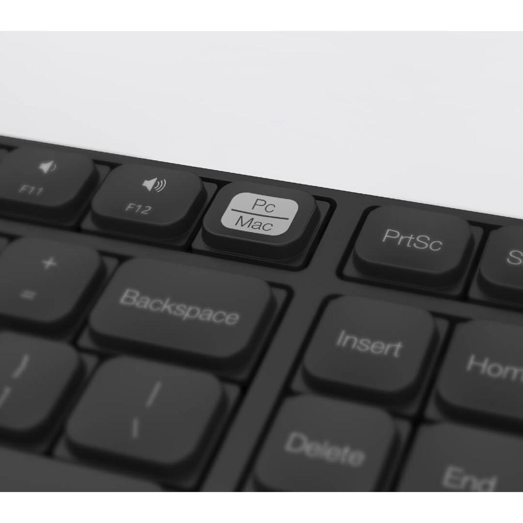 Bàn phím kèm chuột không dây Xiaomi MIIIW - Phụ kiện phím chuột văn phòng  Nhãn hiệu No Brand