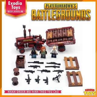 Xe tải nhỏ PUBG – Pickup Truck PlayerUnknown's Battlegrounds