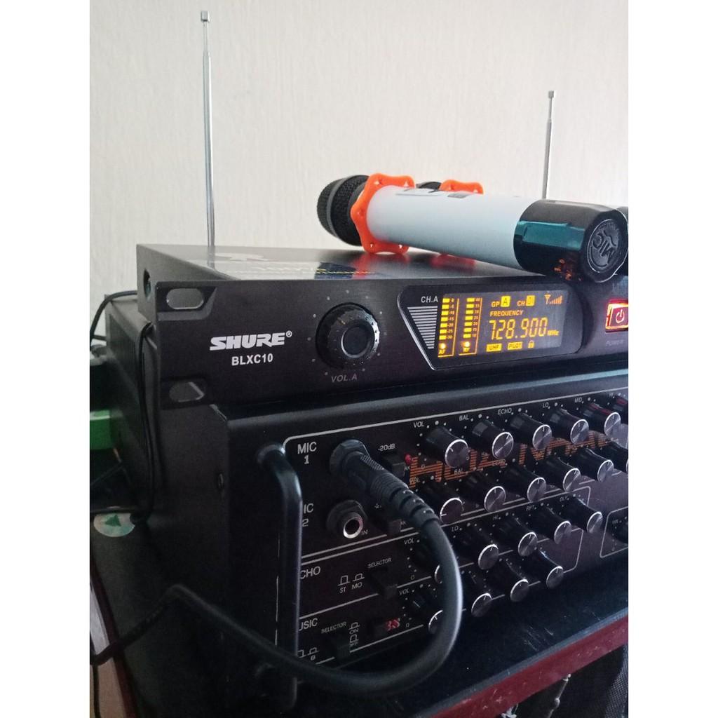 Micro không dây Shu.re BLXC10