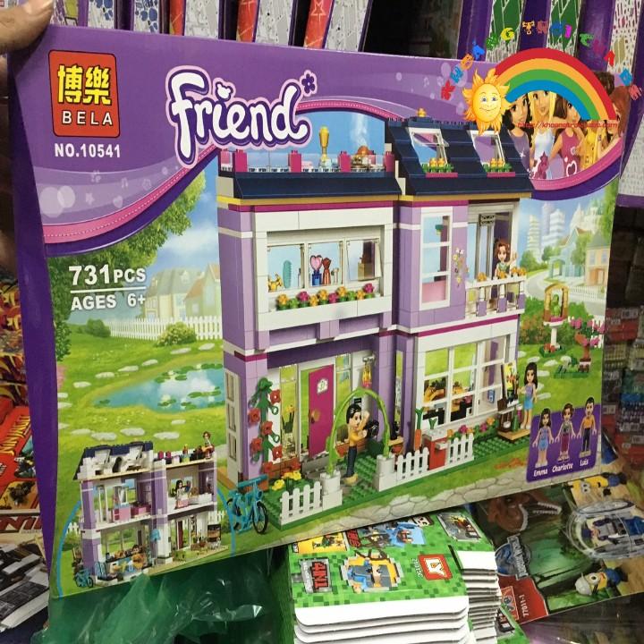 Lego Friends No.10541 KT864 - 14967029 , 827740430 , 322_827740430 , 626000 , Lego-Friends-No.10541-KT864-322_827740430 , shopee.vn , Lego Friends No.10541 KT864