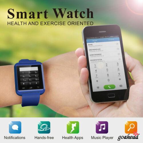 Đồng hồ thông minh chống nước kết nối Bluetooth cho iOS Android