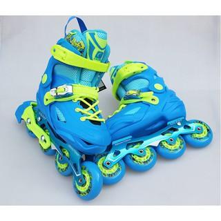 [CHÍNH HÃNG] Giày Patin Cao Cấp Calary C2 xanh