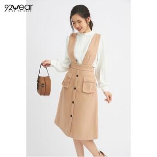 Yếm Váy Túi Hộp YVW0638 - 92WEAR thumbnail